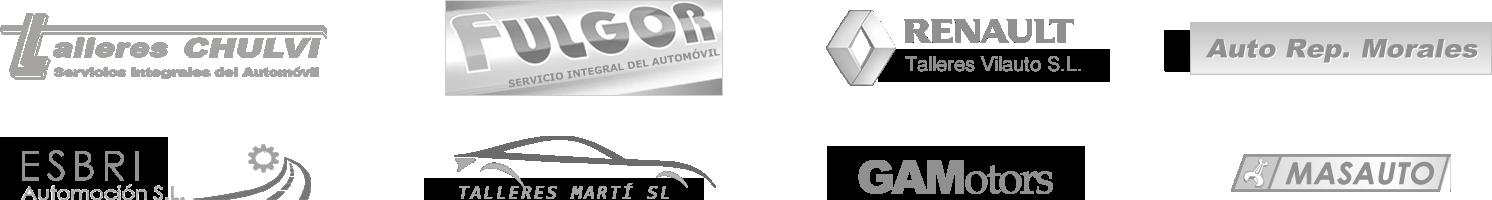 Talleres de reparación de vehículos